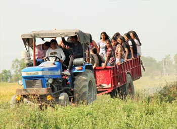 Punjab Farm Tour/Day Trip